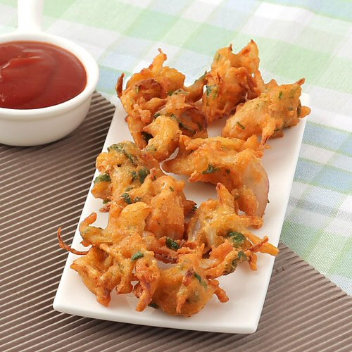 bhaja  dhall fritters
