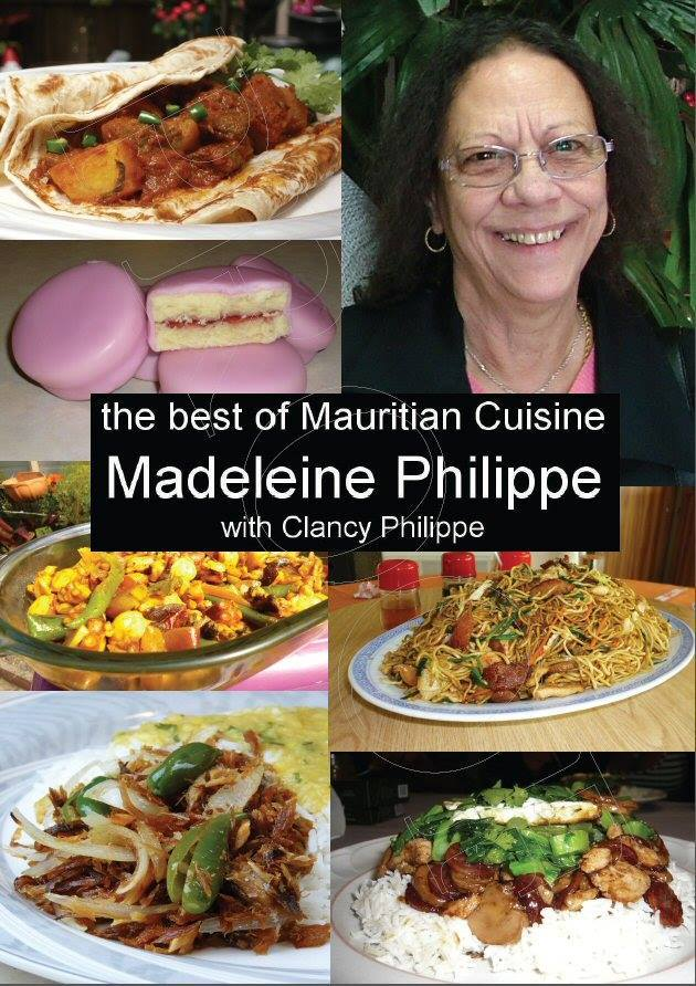 Best of Mauritian Cuisine book by Madeleine and Clancy Philippe