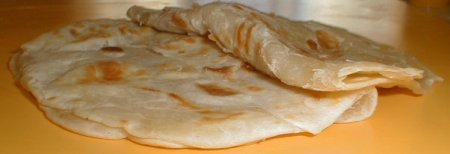 faratas Indian Bread